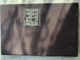 泰晤士世界地图集 1973年 超大4开
