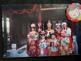 1999版《还珠格格》20多年前原版照片刘丹、赵薇、苏有朋、林心如、周杰、张铁林、戴春荣、牟凤彬等合影1张-7组,