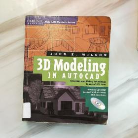 英文3D Modeling IN AUTOCAD