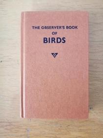 The Observer's Book of Birds《观察家报》鸟类志(1979年英文原版书,布面硬精装,书衣完好,100种鸟类,一页一图,200幅鸟类精美图片,品好如新)