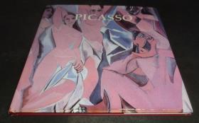 2手英文 Pablo Picasso: 1881-1914 (Perfect Squares) 毕加索 sgb22