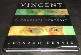 2手英文 Vincent: A Complete Portrait 梵高 肖像 sgb23