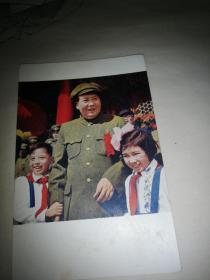 新中国儿童明信片9张合售