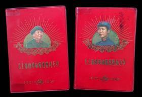 热烈欢呼中国共产党第九次代表大会胜利召开纪念册一套