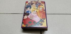 动漫闪卡    (42张,大多数是《美少女战士》,一般卡8张,总50张)