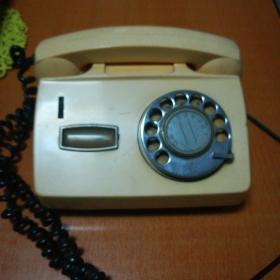 旧电话一部