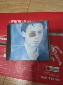 正版CD一李克勤 雨中街头剧(飞利浦唱片)