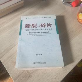 断裂与碎片:当代中国社会阶层分化实证分析