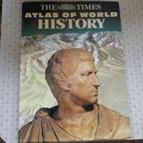The Times Atlas of World History 泰晤士世界地图集