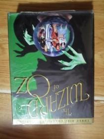 绿野仙踪三碟特别收藏版DVD 附特刊