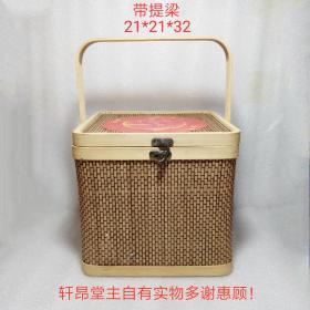 """千禧年以后:""""月圆中秋""""小竹篮"""