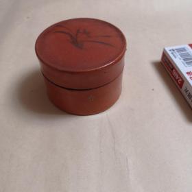同治印泥盒带印泥(保真)不满意无理由退货。