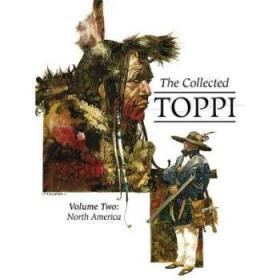The Collected Toppi Vol. 2: North America(单套请联系客服)