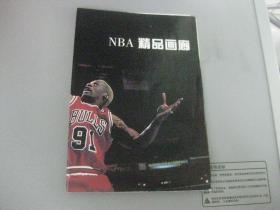 海报 公牛队主力前锋丹尼斯.罗德曼NBA精品画廊--《蓝球》赠【背面:CBA明星画廊 沈飞客车新主帅吴庆龙】