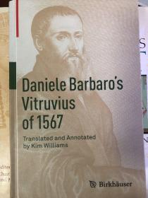 daniele barbaro 的 Vitruvius。第一次英语版。