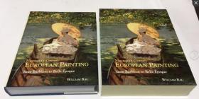Nineteenth-Century European Painting: From Barbizon to Belle Epoque 从巴比松到美丽年代的19世纪欧洲绘画   精装带函套  库存书