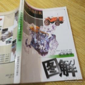 大中型拖垃机使用维修图解《图解农业机械实用技术丛书》