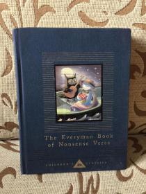 Everyman book of Nonsense verse -- 《人人文库之胡诌诗集》儿童经典系列 布面精装本