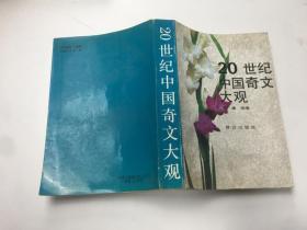 20世纪中国奇文大观