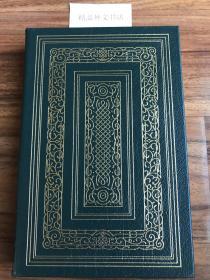 """近全新!【现货在美国家中、2周左右到国内、全国包顺丰】The Pilgrim's Progress,《天路 历程》,John Bunyan / 约翰·班扬(著),伊东书局出版的 """"有史以来最伟大的100本书"""" 之一,Collector's Edition / 收藏版,1979年出版(请见实物拍摄照片第5张版权页),精装,189页,豪华全真皮封面,三面刷金,珍贵外国文学参考资料!"""