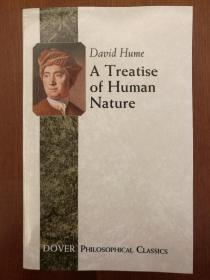 A Treatise of Human Nature(进口原版,国内现货)