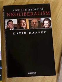 [英文]《新自由主义简史》(大卫哈维名著,政治学、政治哲学研究必备)A Brief History of Neoliberalism