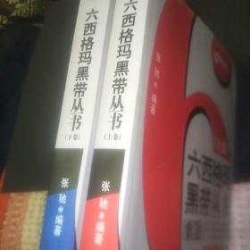 六西格玛黑带丛书 修订版 上下卷