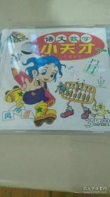 VCD语文数学小天才美猴王升级版幼教系列