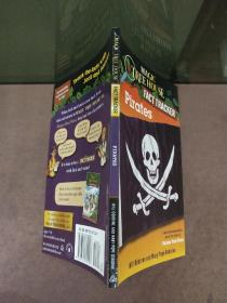 Pirates: A Nonfiction Companion to Pirates Past Noon (Magic Tree House#4)神奇树屋小百科系列4:海盗
