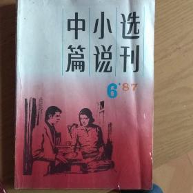 中篇小说选刊1987.6