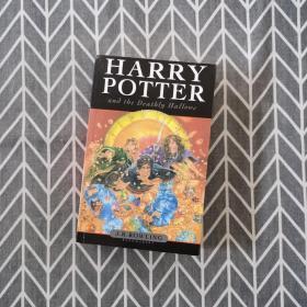 哈利·波特与死圣(儿童版)Harry Potter and the Deathly Hallows
