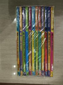 My Weird School Daze 12-Book Box Set (Books 1-12) 我的迷糊奇怪学校 12册套装