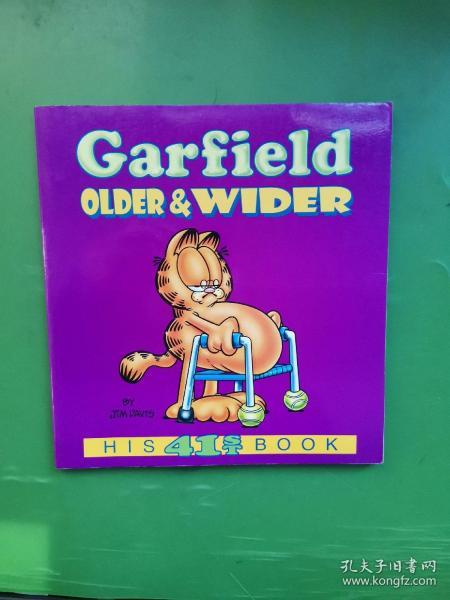Garfield: Older and Wider