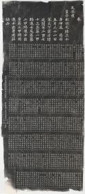 元明清三朝进士题名碑录-0195光绪三十年  甲辰恩科。原刻。北京国子监。民国拓本。拓片尺寸81.95*185.83厘米。宣纸原色原大仿真。