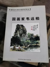 中国当代美术家系列丛书-国画家韦远柏