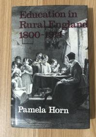 Education in Rural England, 1800-1914