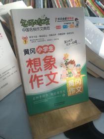 黄冈小学生想象作文
