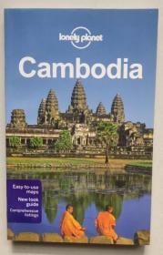 正版现货 Lonely Planet Cambodia (8th Edition)