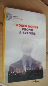 意大利语原版 PRONTI A SVANIRE 品好24开