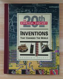 英文原版书 Inventions That Changed the World / 改变世界的发明  Christine Noble (Author) Reader's Digest