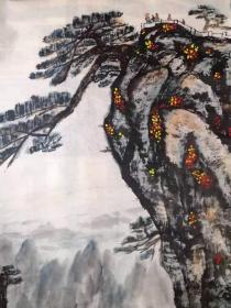 雷正民(中国美术家协会会员 、曾任中国美术家协会书记处常务书记)