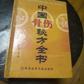 中国骨伤秘方全书
