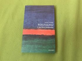 Rousseau:a very short introduction 牛津通识读本:罗素 英文原版