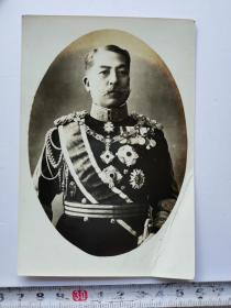 日本高级将领闲院宫亲王老照片..