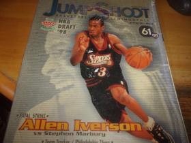 JUMP SHOOT 篮球刊物 61/98