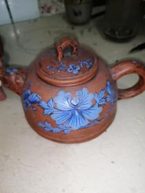 精美紫砂壶