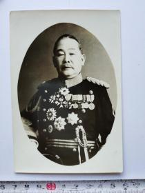 民国老照片日本高级将领..亲王...................