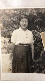 民国时期日本女子老照片