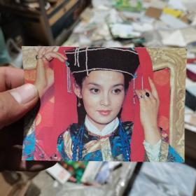 明信片 古装美女4