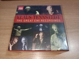 EMI 滕斯泰特伟大录音集 (14CD)
